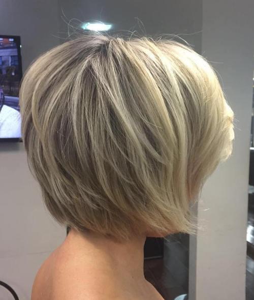 Short Layered Bob Hairstyles For Women