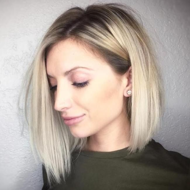 Side-Parted Hairstyles For Women