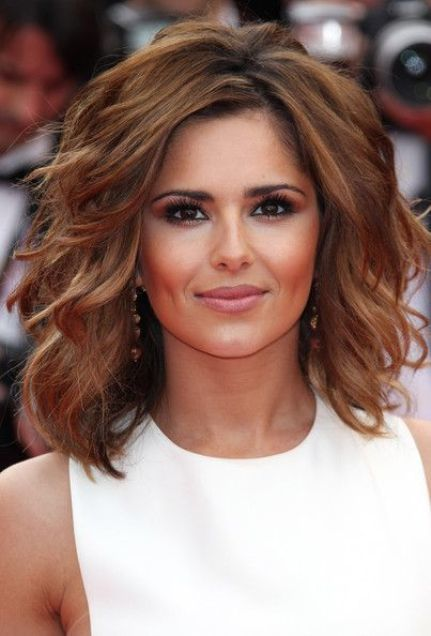 Soft Style hairstyles for girls with medium hair