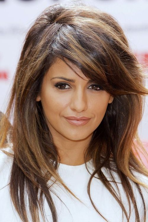 Sweeping Layers Hairstyles For Women
