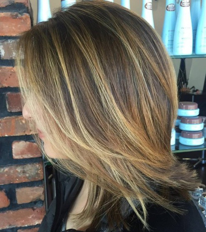 Swoopy Layers Hairstyles For Women