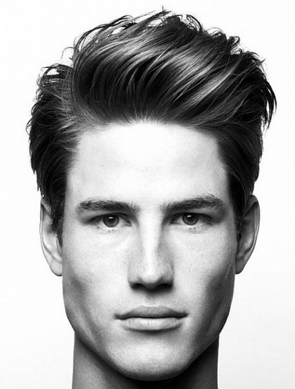 Thick Combover Hairstyles for Boys