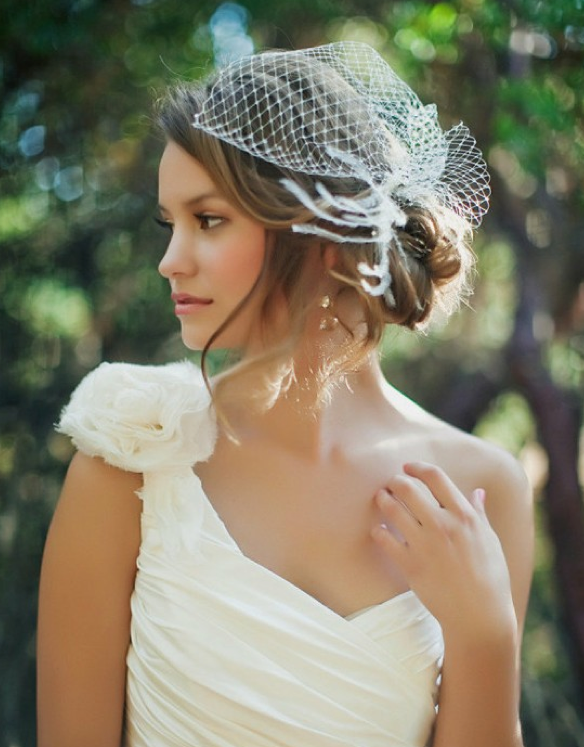 Traditional With Veil