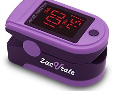 Zacurate Pro Series CMS 500DL Professional Pulse Oximeter