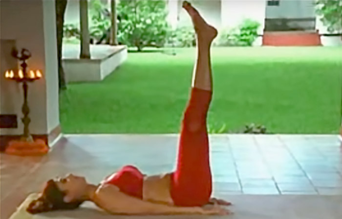 Utthanpadasana Shilpa Shetty Look4trends