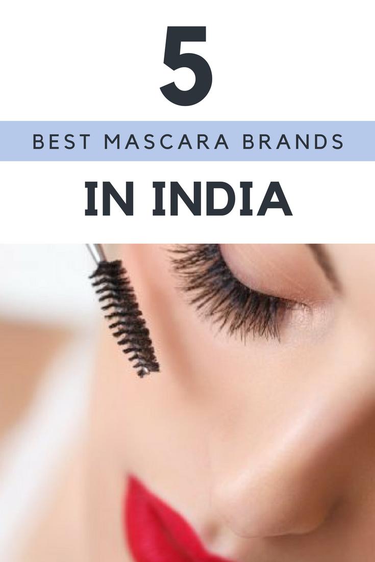 best mascara brands in india