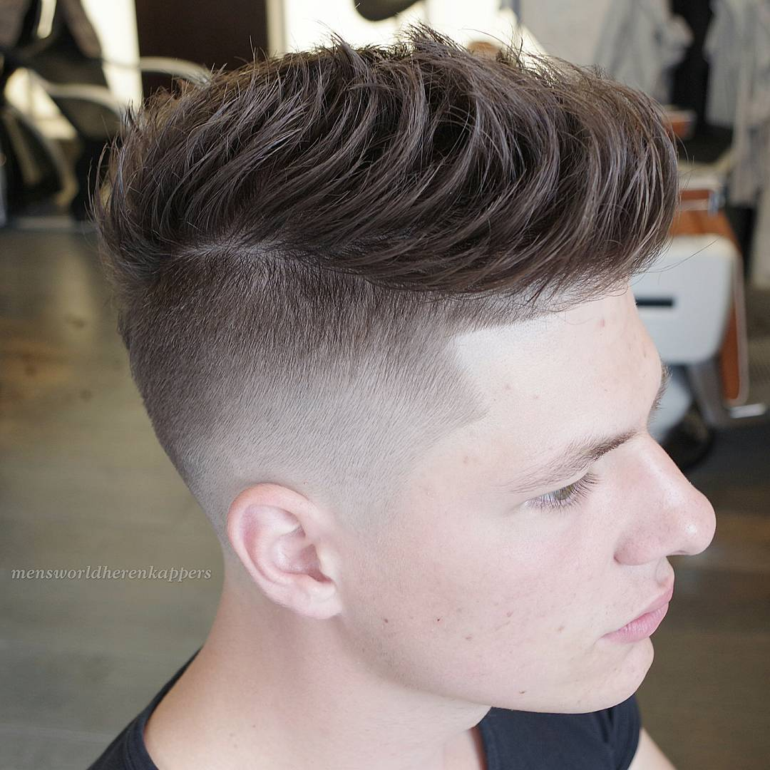 disconnect hairstyle Hairstyles For Boys