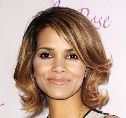 flipped out Hairstyles for Girls with Medium Hair