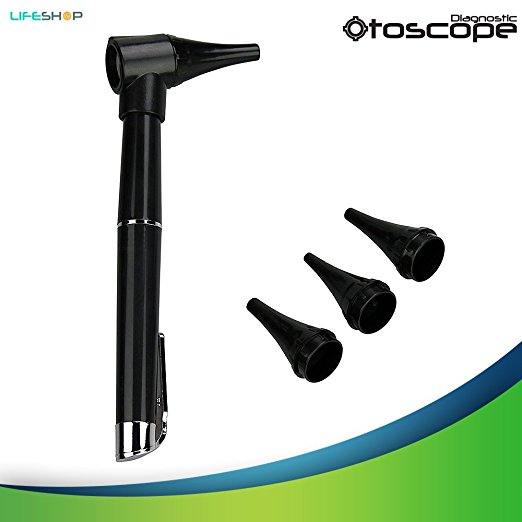 LifeShop Portable Diagnostic Otoscope