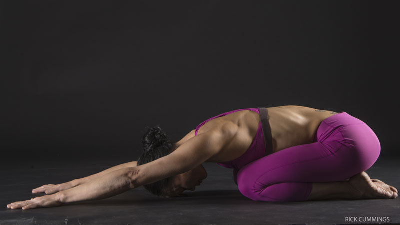 Stabilize your wrists – Child's pose