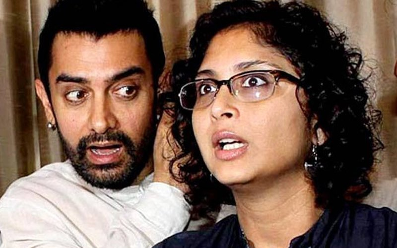 Aamir Khan and Kiran Rao Extra Marrital Affair
