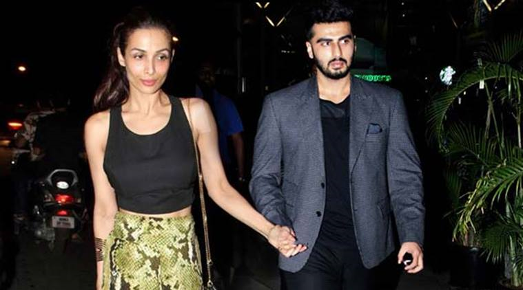 Arjun Kapoor - Malliaka Arora Extra Marrital Affair