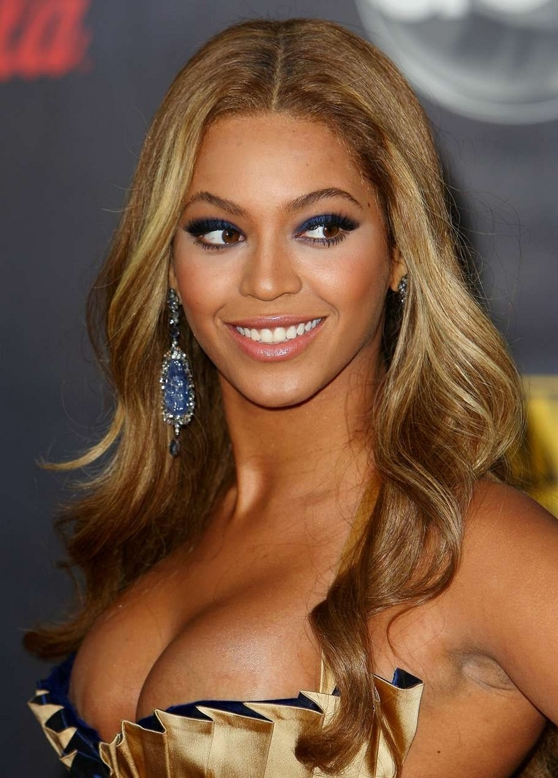 Beyonce Knowles world most beautiful girl