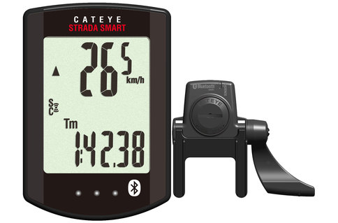 CatEye Strada Smart Speed Sensor Heart Rate Monitor Review