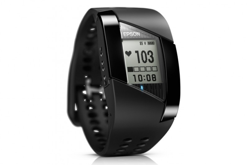 Epson Pulsense PS-500 Heart Rate Monitor Review