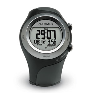 Garmin Forerunner 405 Heart Rate Monitor Review