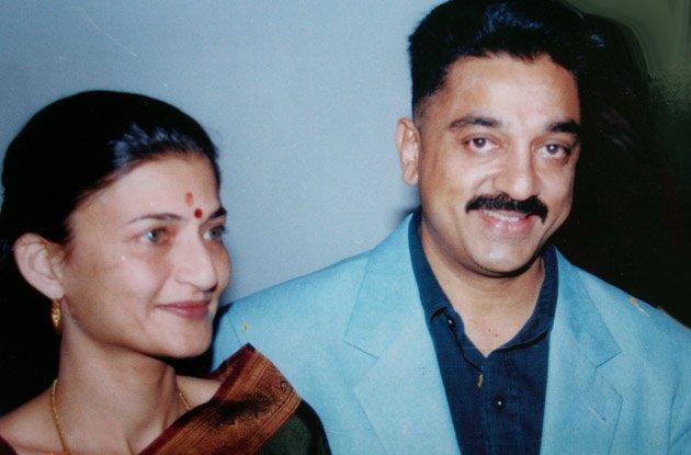 Kamal Hassan Sarika Extra Marrital Affair