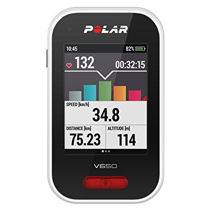 Polar V650 Heart Rate Monitor Review