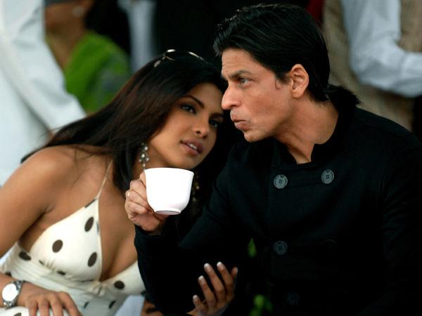 Priyanka Chopra Shahrukh Khan Extra Marrital Affair