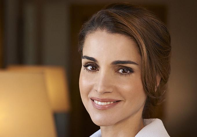 Rania Al Abdullah world most beautiful girl