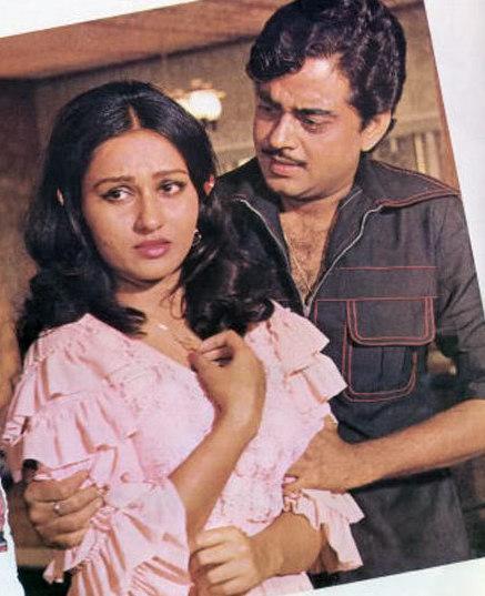 Reena Roy Shatrugan Sinha Extra Marital Affair
