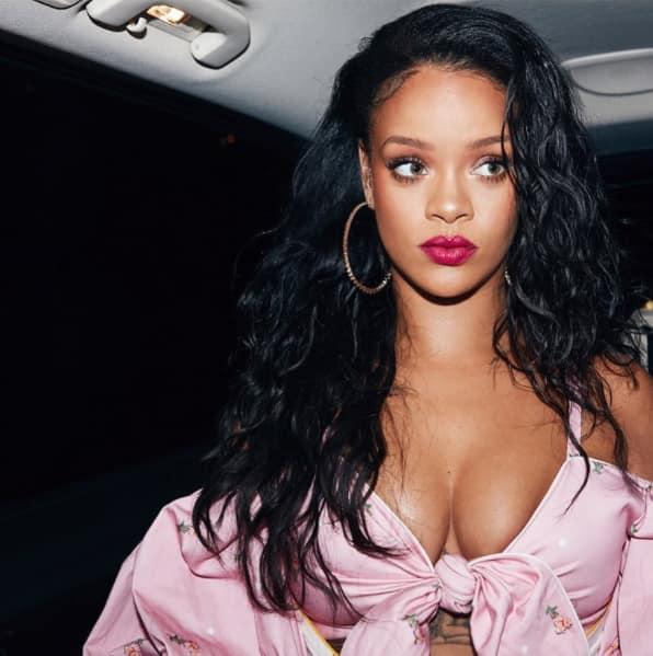 Rihanna world most beautiful girl