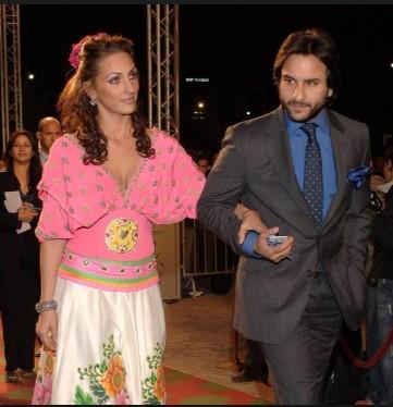 Saif Ali Khan Rosa Extra Marrital Affair