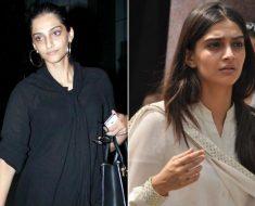 Sonam Kapoor without makeup