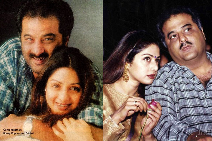 Sridevi Boney Kapoor Extra Marrital Affair