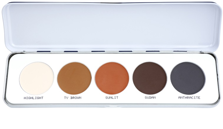 Step 4 Basic Shades Best Eye Makeup