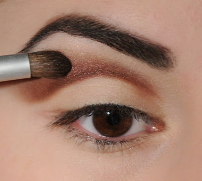 Step 8 Highlighting the Eyebrow Best Eye Makeup