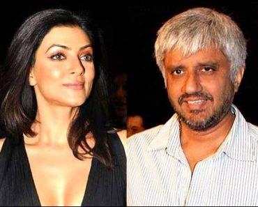 Sushmita Sinha and Vikram Bhatt Extra Marital Affair