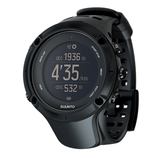 Suunto Ambit3 Heart Rate Monitor Review