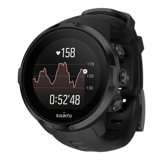 Suunto Spartan Sport Wrist HR Heart Rate Monitor