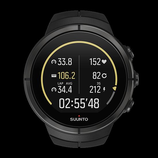 Suunto Spartan Ultra Titanium Heart Rate Monitor