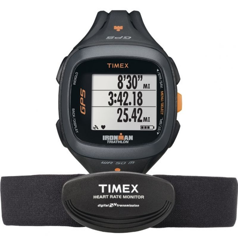 Timex Ironman T5K742 Heart Rate Monitor Review