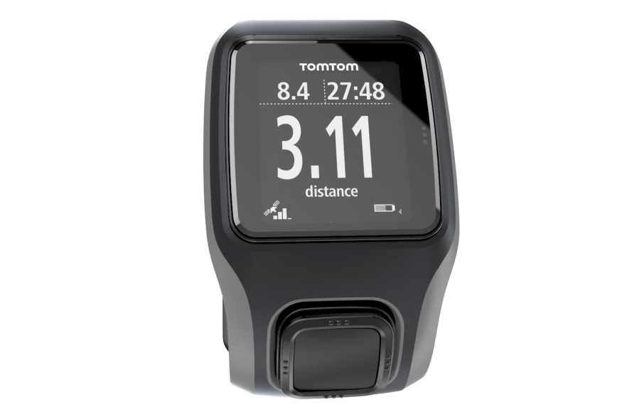 TomTom Multi-Sport GPS Watch Heart Rate Monitor