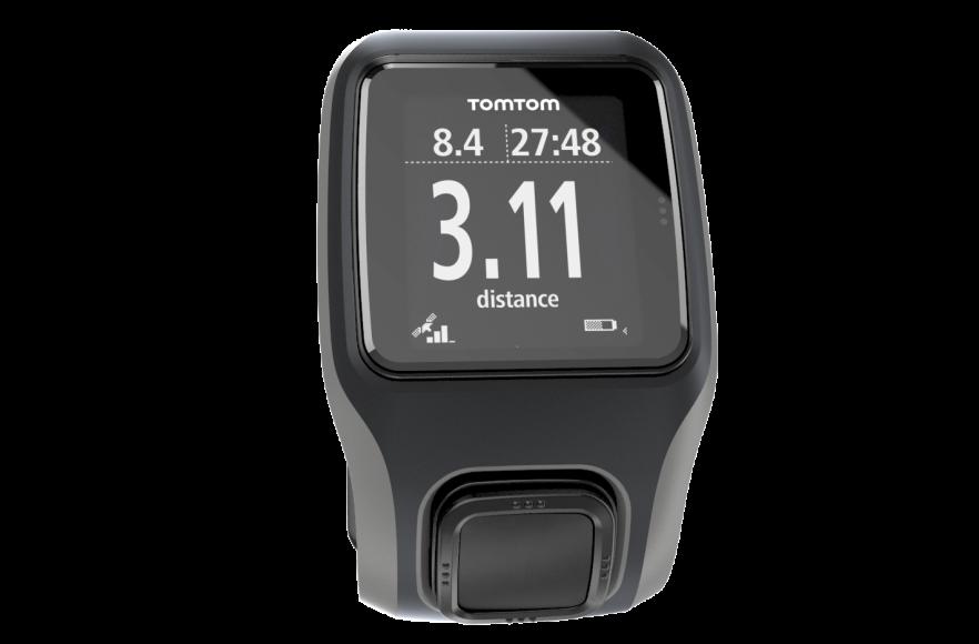 TomTom Multi-Sport GPS Watch Heart Rate Monitor