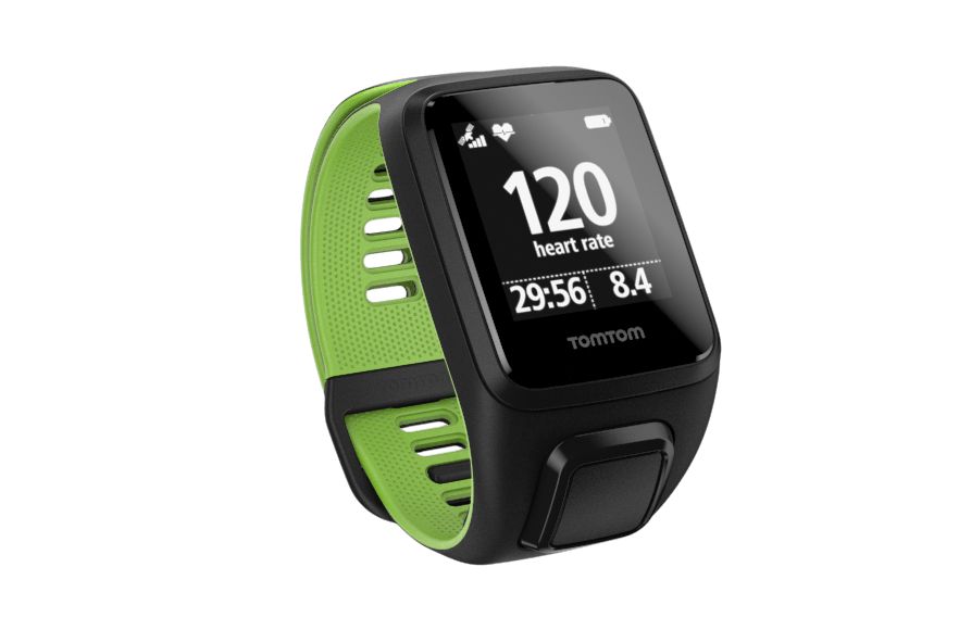 TomTom Runner 3 Heart Rate Monitor