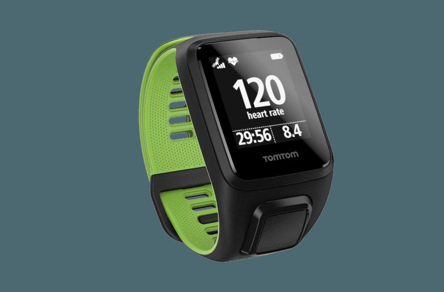 TomTom Runner 3 Heart Rate Monitor