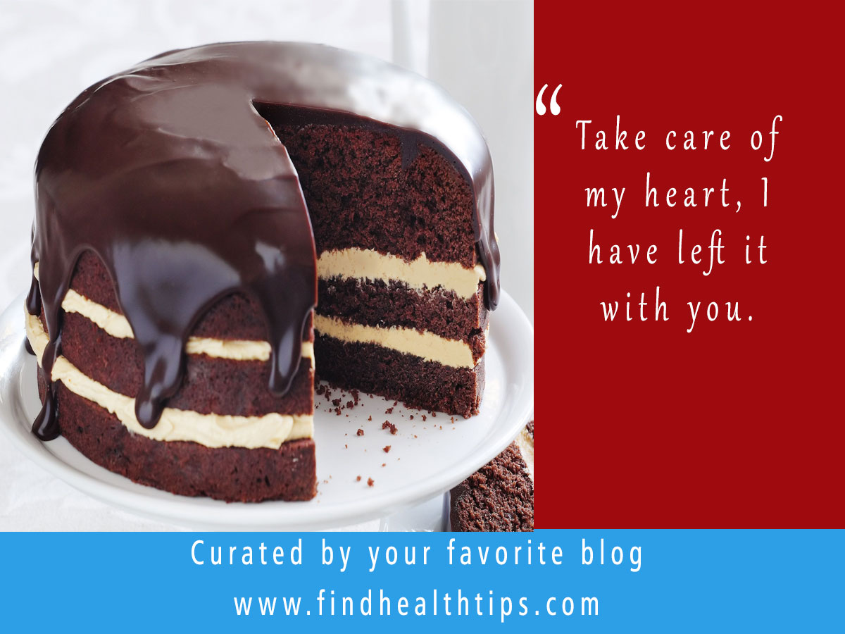 Valentine's-Day Cake Quotes
