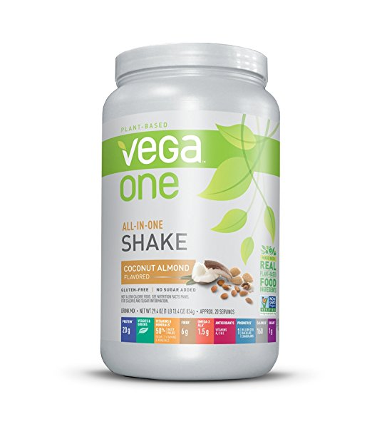 Vega One All-In-One Nutrition Shake Protein Powder Heart Health Products Discount