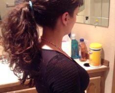 Wavy Pixie Long Hair