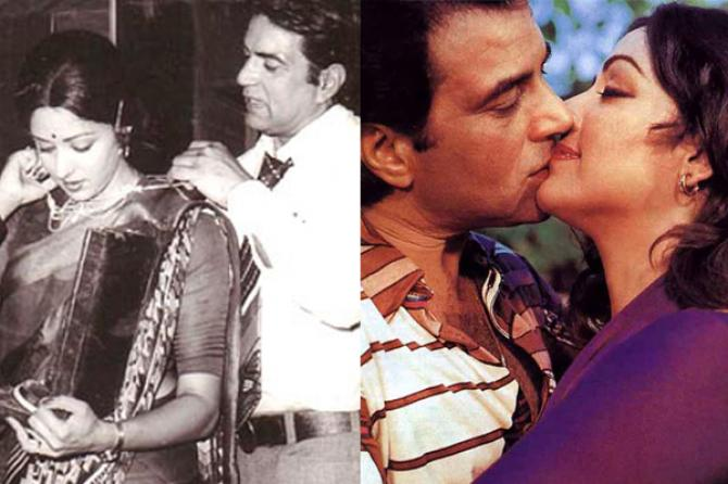 Dharmendra Hema Extra Marital Affair