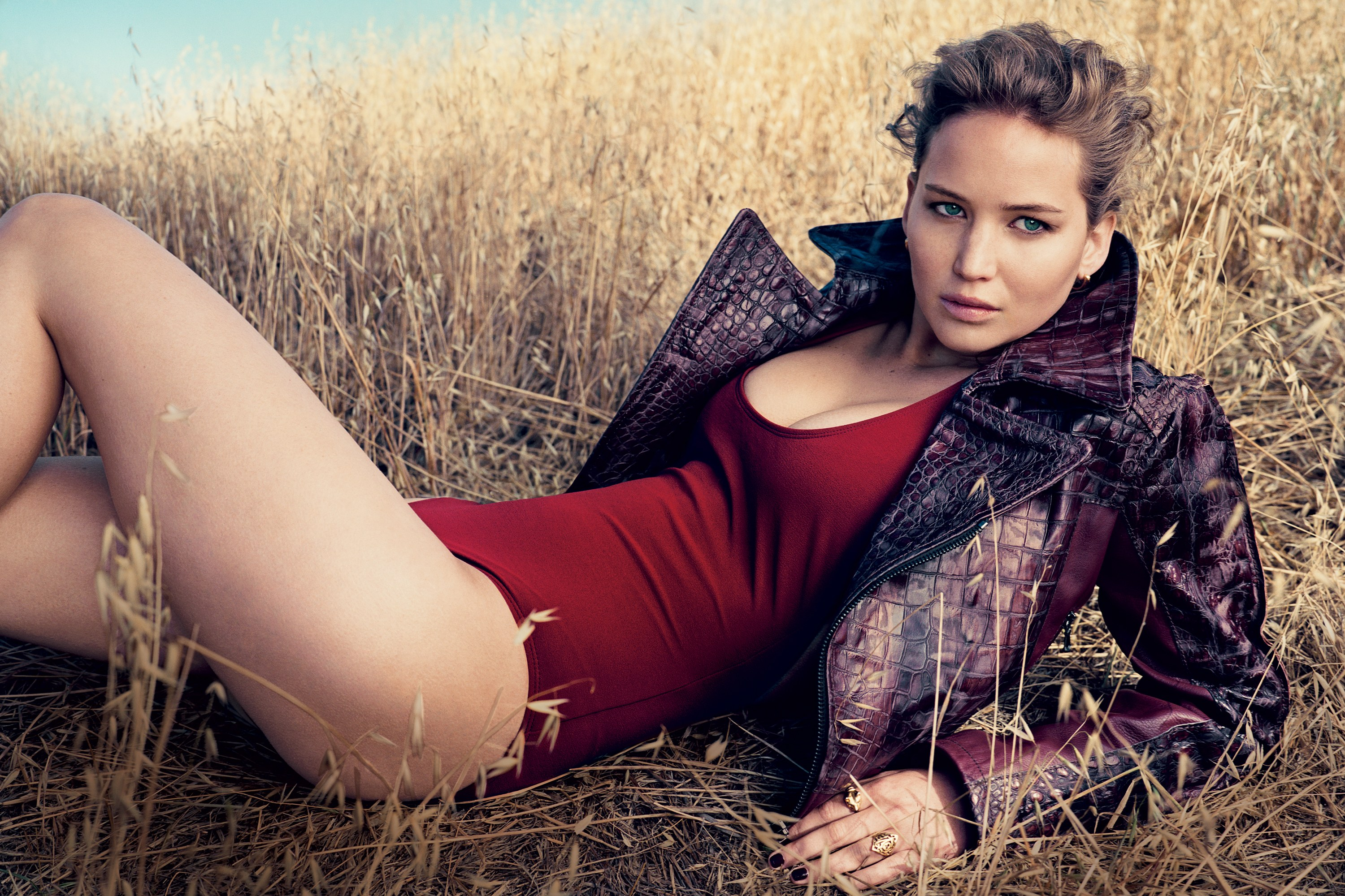 jennifer lawrence world most beautiful girl