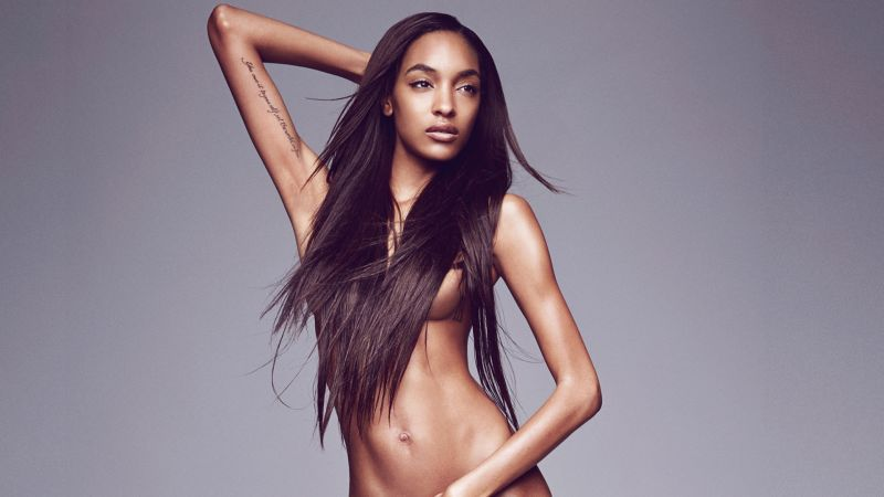 jourdan dunn world most beautiful girl