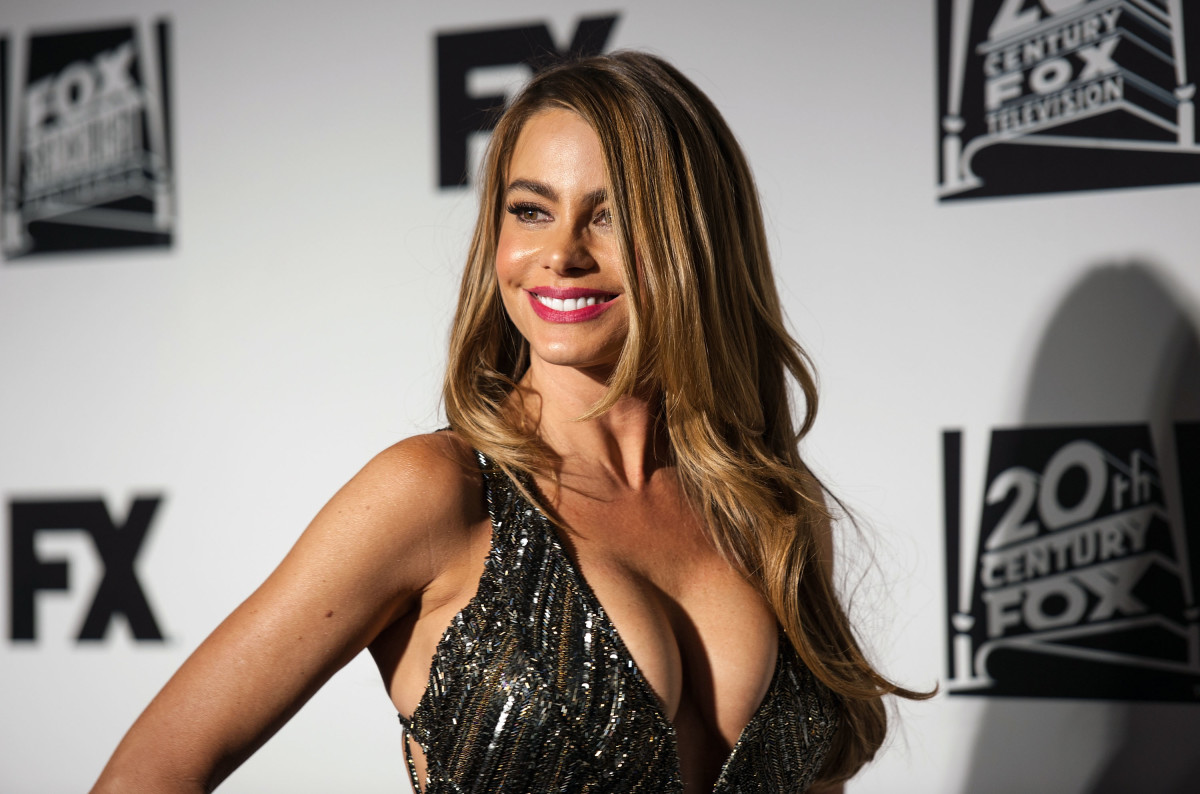 sofia vergara world most beautiful girl