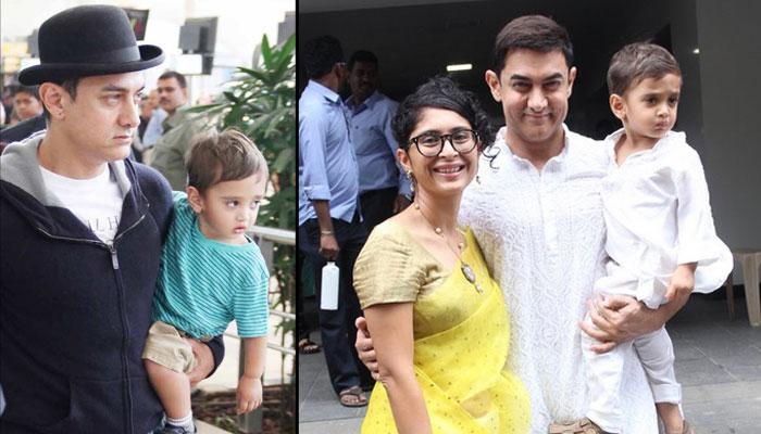 Aamir Khan Celebrity Surrogacy Kid