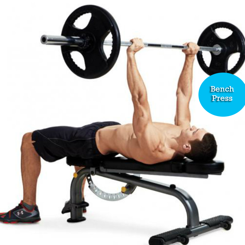 Bench Press Full Body Workout