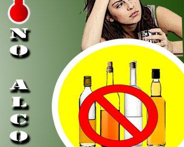 High BP Avoid Alchohol